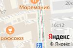 Схема проезда до компании АйТи-Сервис в Москве