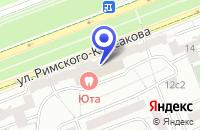 Схема проезда до компании АПТЕКА НА РИМСКОГО-КОРСАКОВА в Москве