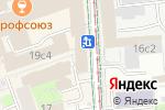 Схема проезда до компании Master.ok в Москве