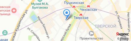 Документ24 на карте Москвы