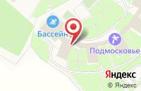 Схема проезда до компании Подмосковье в Аксаково