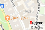 Схема проезда до компании Rent-Loft в Москве