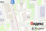Схема проезда до компании Консулъ в Москве