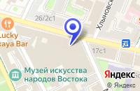 Схема проезда до компании ЦЕНТРАЛЬНЫЙ ДОМ КУЛЬТУРЫ МЕДИЦИНСКИХ РАБОТНИКОВ в Москве