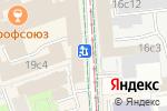 Схема проезда до компании Тайный Меридиан в Москве