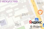 Схема проезда до компании Доктор Линз в Москве