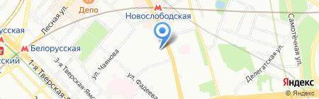 ПрофАудитГрупп на карте Москвы