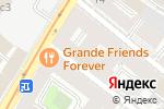 Схема проезда до компании ABTB Models в Москве