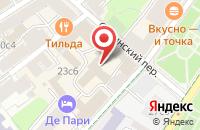 Схема проезда до компании Издательство «Улей» в Москве
