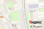 Схема проезда до компании Своя еда в Москве