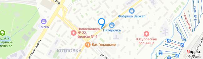 Нагорная улица