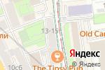 Схема проезда до компании Диасфарм в Москве