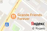 Схема проезда до компании Гео-Тайм в Москве