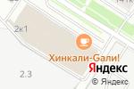 Схема проезда до компании ПрофБухКонсалтинг-А в Москве