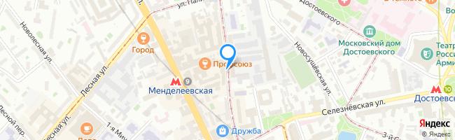 Сущёвская улица