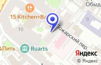 Схема проезда до компании АНГЛИЙСКАЯ МЕБЕЛЬ КЛАЙВ КРИСТИАН в Москве