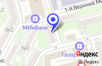 Схема проезда до компании ПТФ РЕМАДС ЮГ-СЕВЕР в Москве
