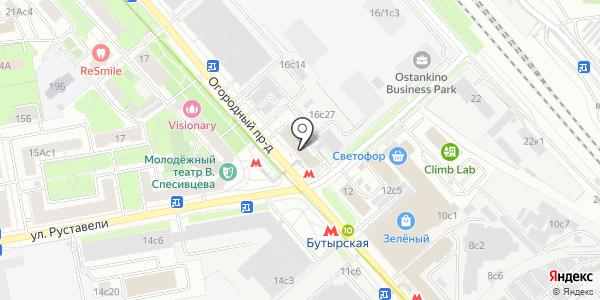 ВАШ ГАРАНТЪ. Схема проезда в Москве