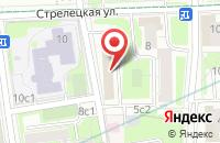 Схема проезда до компании Союз Гарант в Москве