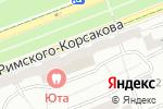 Схема проезда до компании Ирма Интернешнл в Москве