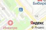 Схема проезда до компании Жемчужина в Москве