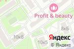 Схема проезда до компании Edu Chess в Москве