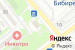 Схема проезда до компании Богатырь в Москве