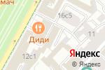 Схема проезда до компании Пресненский в Москве