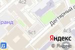 Схема проезда до компании Баги Bagi в Москве