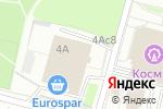 Схема проезда до компании Формула Букета в Москве