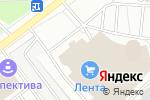 Схема проезда до компании Дюкон-М в Москве