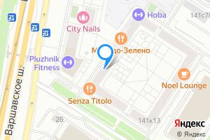 Сдается однокомнатная квартира в Москве Варшавское ш., 141к11