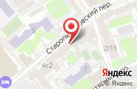 Схема проезда до компании Плит-Импорт в Москве