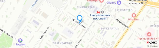 Сивашская улица