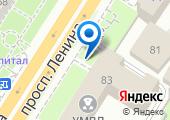 Управление МВД России по Тульской области на карте