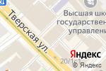 Схема проезда до компании Московский центр кредитования в Москве