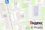 Схема проезда до компании Аркат в Москве