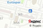 Схема проезда до компании Эдвайзер в Москве