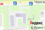 Схема проезда до компании Колледж градостроительства и сервиса №38 в Москве