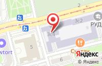 Схема проезда до компании Агентство «Крпа Олимп» в Москве