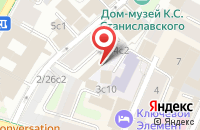 Схема проезда до компании Софрино-Арт в Москве