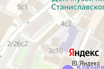 Схема проезда до компании Нужные деньги в Москве