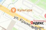 Схема проезда до компании Veloset.club в Москве
