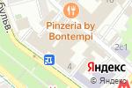 Схема проезда до компании Миавто в Москве