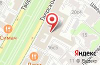 Схема проезда до компании Русское Общество По Управлению Смежными и Авторскими Правами в Москве