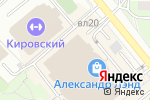 Схема проезда до компании Tootge в Москве