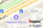 Схема проезда до компании Мир Музыки в Москве