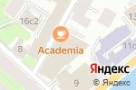 Схема проезда до компании Сумма в Москве