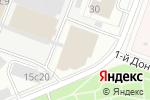 Схема проезда до компании Фото15 в Москве