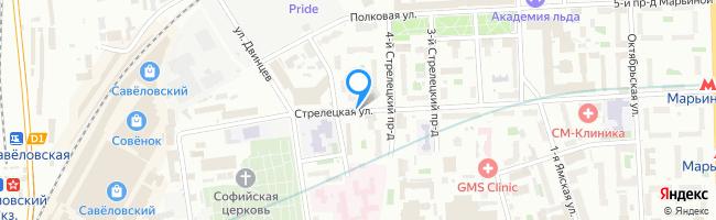 Стрелецкая улица